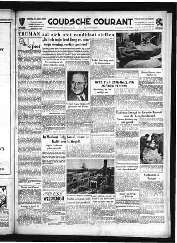 Goudsche Courant 1952-03-31