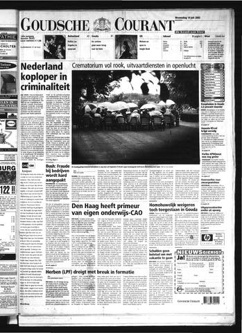 Goudsche Courant 2002-07-10