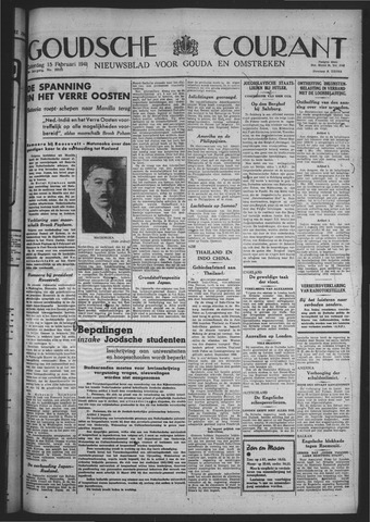 Goudsche Courant 1941-02-15
