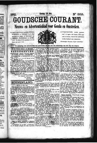 Goudsche Courant 1881-05-29