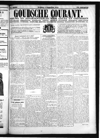 Goudsche Courant 1933-08-04