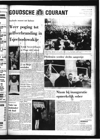 Goudsche Courant 1969-01-21