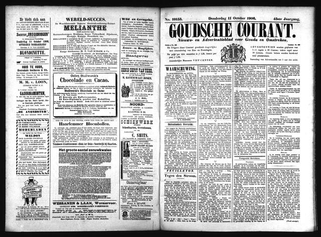 Goudsche Courant 1906-10-11