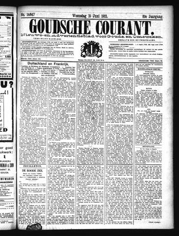 Goudsche Courant 1921-06-15