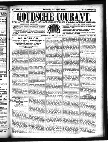 Goudsche Courant 1918-04-23