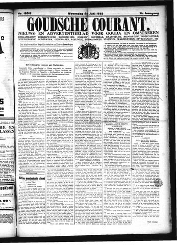 Goudsche Courant 1932-06-22