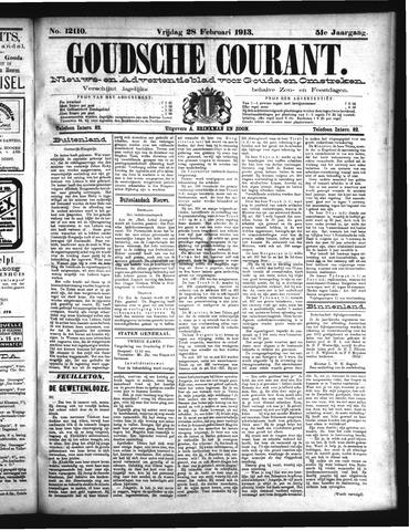 Goudsche Courant 1913-02-28