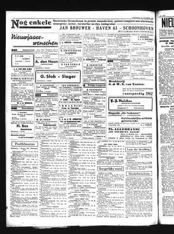 Schoonhovensche Courant 1941-12-30