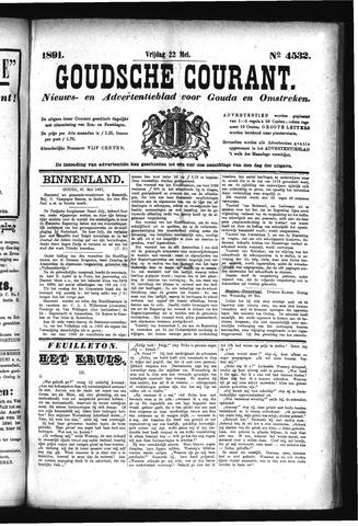 Goudsche Courant 1891-05-22
