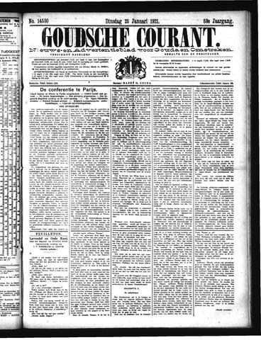 Goudsche Courant 1921-01-25