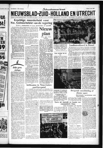 Schoonhovensche Courant 1962-04-06