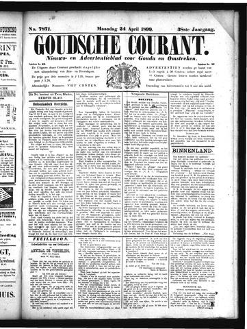 Goudsche Courant 1899-04-24