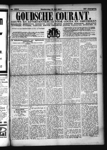 Goudsche Courant 1927-07-21