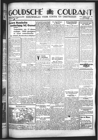Goudsche Courant 1941-08-21
