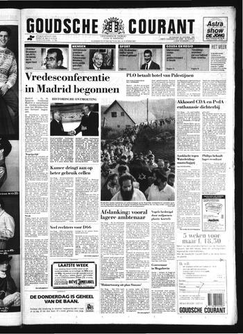 Goudsche Courant 1991-10-30