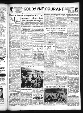 Goudsche Courant 1951-08-14