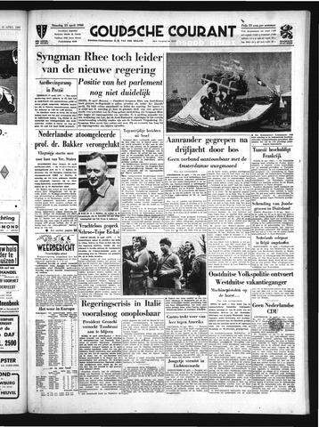 Goudsche Courant 1960-04-25
