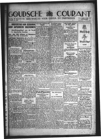 Goudsche Courant 1941-12-30