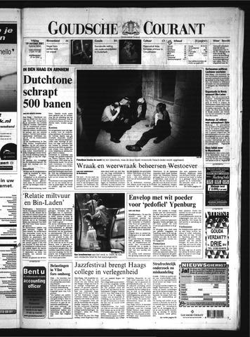 Goudsche Courant 2001-10-19