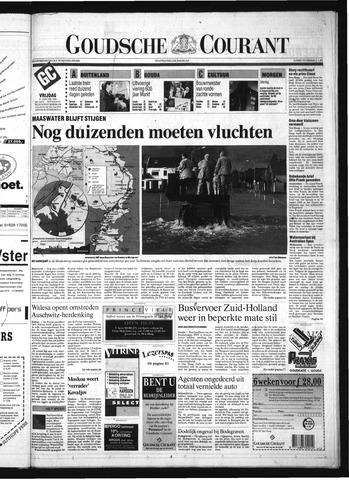 Goudsche Courant 1995-01-27