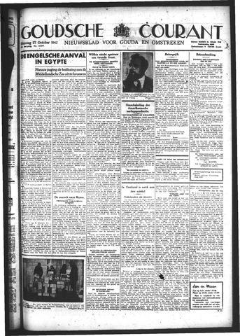 Goudsche Courant 1942-10-27