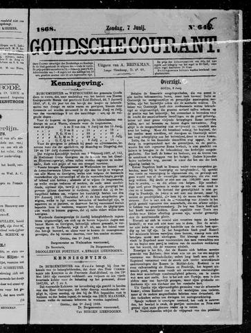 Goudsche Courant 1868-06-07