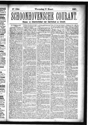 Schoonhovensche Courant 1897-03-17