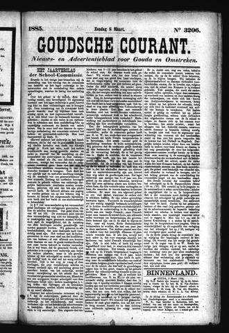 Goudsche Courant 1885-03-08