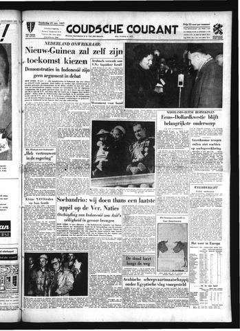 Goudsche Courant 1957-11-21
