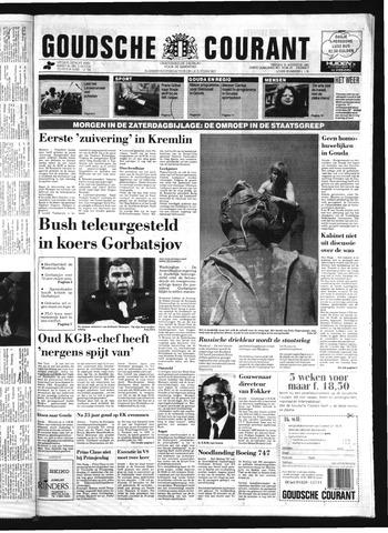 Goudsche Courant 1991-08-23