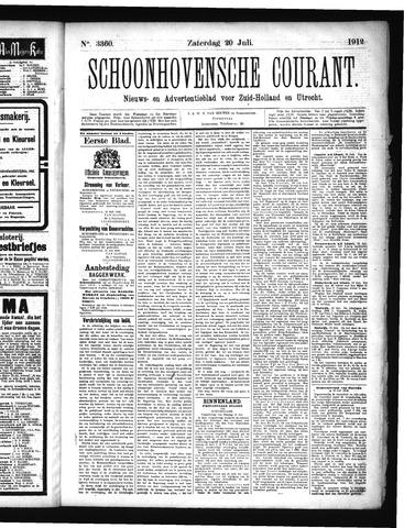 Schoonhovensche Courant 1912-07-20