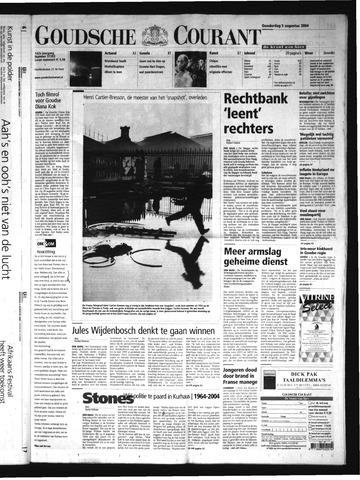 Goudsche Courant 2004-08-05
