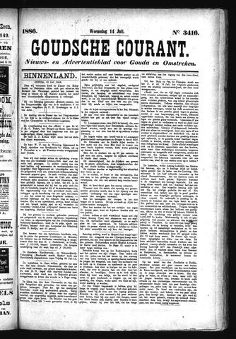 Goudsche Courant 1886-07-14