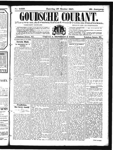 Goudsche Courant 1917-10-27