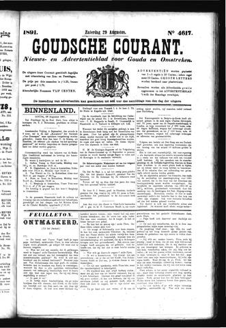 Goudsche Courant 1891-08-29