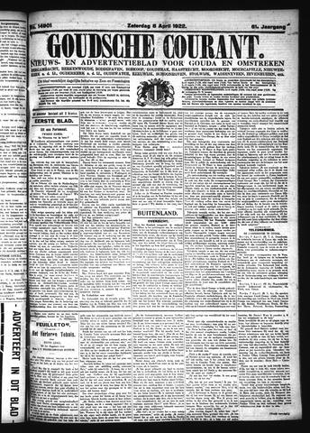 Goudsche Courant 1922-04-08