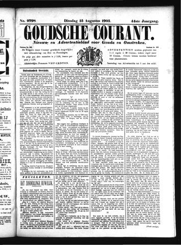Goudsche Courant 1905-08-15