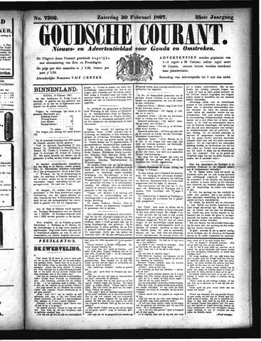 Goudsche Courant 1897-02-20