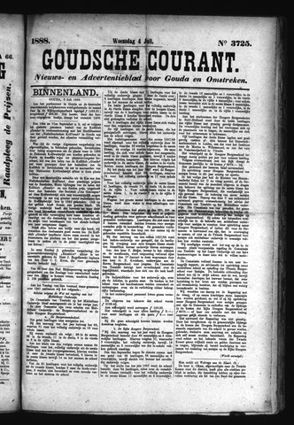 Goudsche Courant 1888-07-04