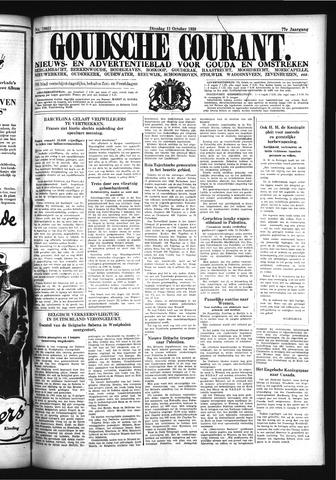 Goudsche Courant 1938-10-11