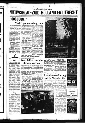 Schoonhovensche Courant 1969-02-14