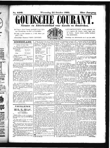 Goudsche Courant 1894-10-24