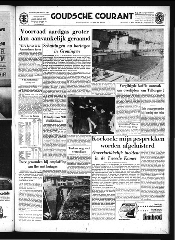 Goudsche Courant 1963-10-24