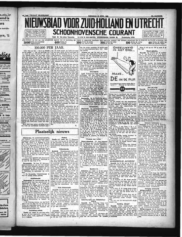 Schoonhovensche Courant 1935-04-24