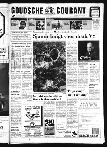 Goudsche Courant 1991-10-19
