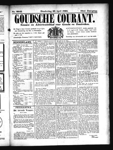 Goudsche Courant 1895-04-25