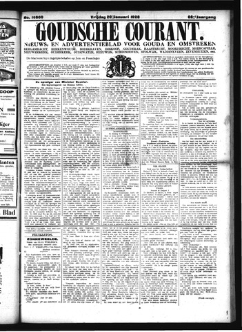 Goudsche Courant 1928-01-20