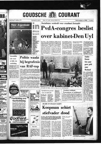 Goudsche Courant 1977-10-27
