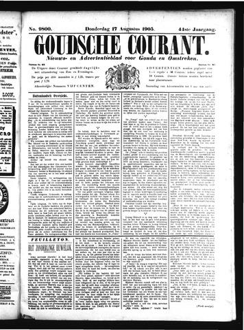 Goudsche Courant 1905-08-17