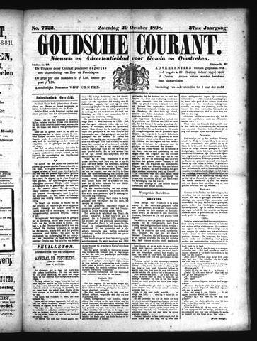 Goudsche Courant 1898-10-29